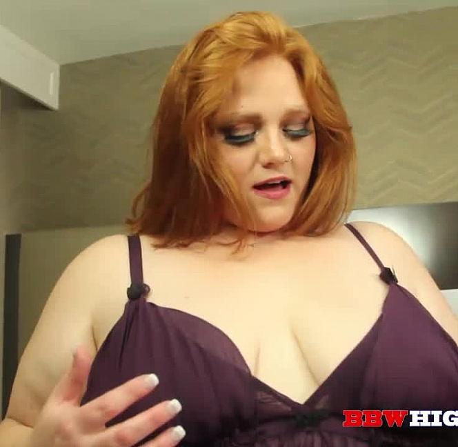 Julie ginger and ludus adonis on bbwhighway